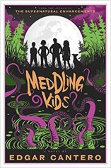 Meddling Kids cover