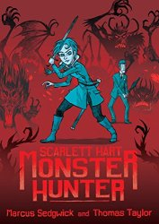 Scarlett Hart Monster Hunter cover