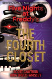 FNaF The Fourth Closet cover